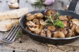 Przepisy na potrawy z grzybów