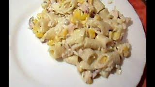 Przepis na Sałatkę z makaronu