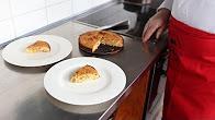 Przepis na Tarta z białej czekolady i orzechów włoskich