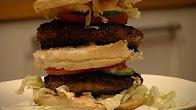 Przepis na Amarykański hamburger a'la BigMac