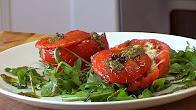 Przepis na Pomidory faszerowane sosem bolońskim