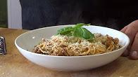 Przepis na Spaghetti bolognese z sosem bolońskim