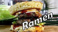 Przepis na Ramen Burger