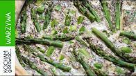 Przepis na Tarta ze szparagami i serem pleśniowym