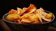 Przepis na domowe Chipsy wg. Pascala