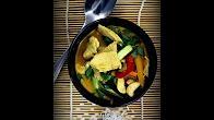 Przepis na azjatycka zupe kokosową