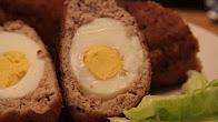 Przepis na Mielony z jajem czyli jaskółcze gniazda lub jajka po szkocku