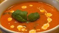 Przepis na zupę pomidorową krem