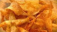 Przepis na domowe chipsy paprykowe