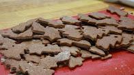 Przepis na kakaowe pierniczki