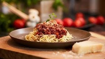 Przepis na Spaghetti w sosie bolognese la Pascal