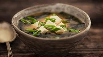 Przepis na zupę Miso