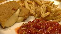 Przepis na kotlet serowy