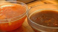 Przepis na sos  do dań chińskich, ostry i łagodny