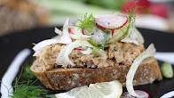 Przepis na pastę z wędzonej makreli