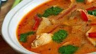 Przepis na Tajskie czerwone curry z kurczakiem แกงไก่