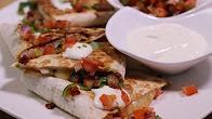 Przepis na meksykańską kanapkę Quesadilla