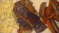 Przepis na Soczyste żeberka w sosie BBQ