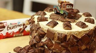Przepis na Tort kinder bueno