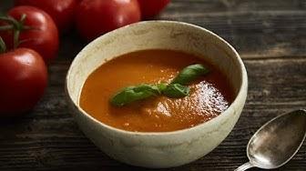 Przepis na domową zupę pomidorową
