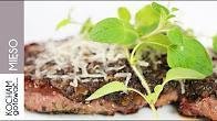 Przepis na Grillowany Stek w azjatyckich grzybach