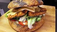 Przepis na Chicken Burger
