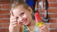Przepis na lody owocowe  z arbuza