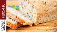 Przepis na domowy chleb kminkowy