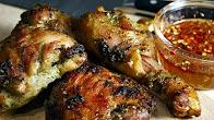 Przepis na tajski kurczak z grilla