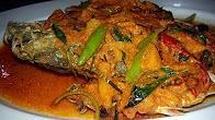 Przepis na Smażoną Rybę w Czerwonym Tajskim Curry