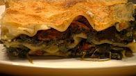 Przepis na Lasagne ze szpinakiem