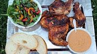 Przepis na grillowany kurczak Piri Piri